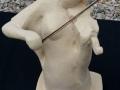 Violinista en acció (Escultura)