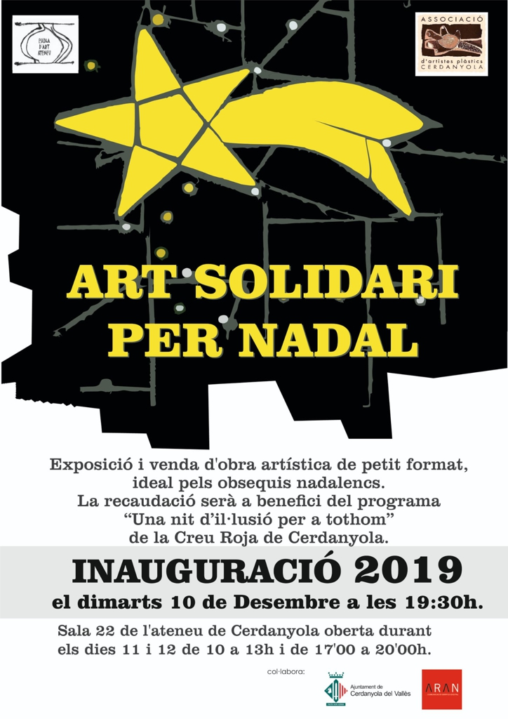 Exposició solidària 2019