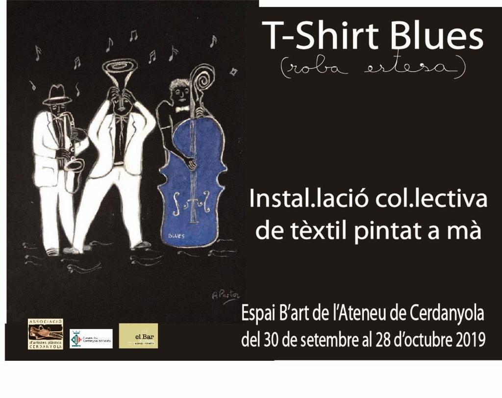 Exposició col·lectiva Festival de Blues de Cerdanyola @ B'Art de l'Ateneu de Cerdanyola del Vallès