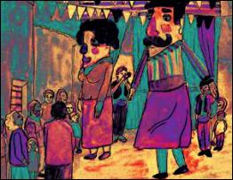 Taller de Pintura · Festa de Tardor Sant Martí 2019